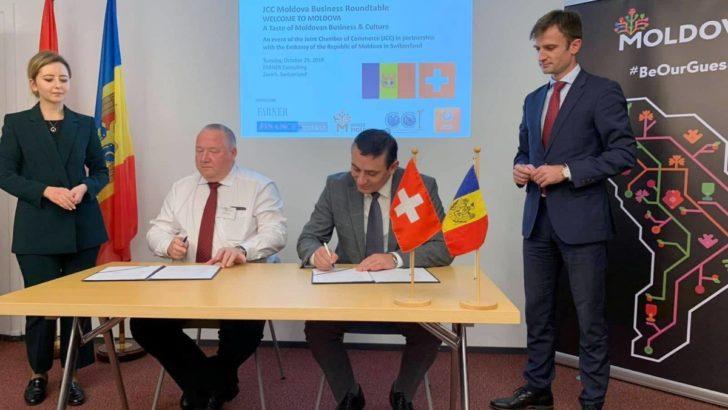 O delegație de antreprenori autohtoni participă zilele acestea la o Misiune Economică în Elveția