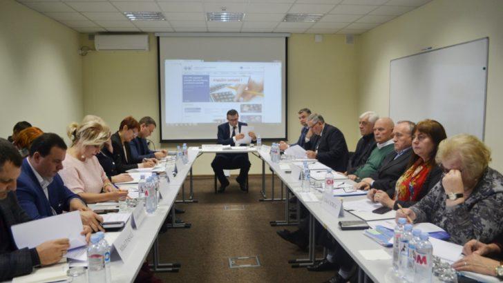 Ședința Biroului Executiv din 31 octombrie 2019