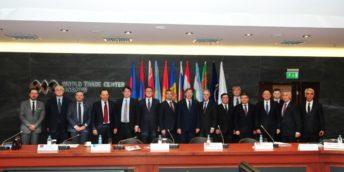 XVII заседание Совета руководителей палат государств-участников СНГ