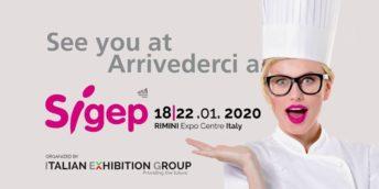 ТПП РМ приглашает вас посетить крупнейшую выставку оборудования и сырья для производства мороженого, кондитерских и хлебобулочных  изделий SIGEP 2020