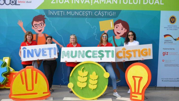 Ziua Învățământului Dual la Chișinău