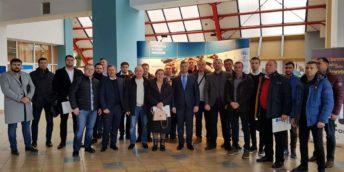 Companii autohtone din domeniul construcții și eficiență energetică participă la o Misiune Economică în România