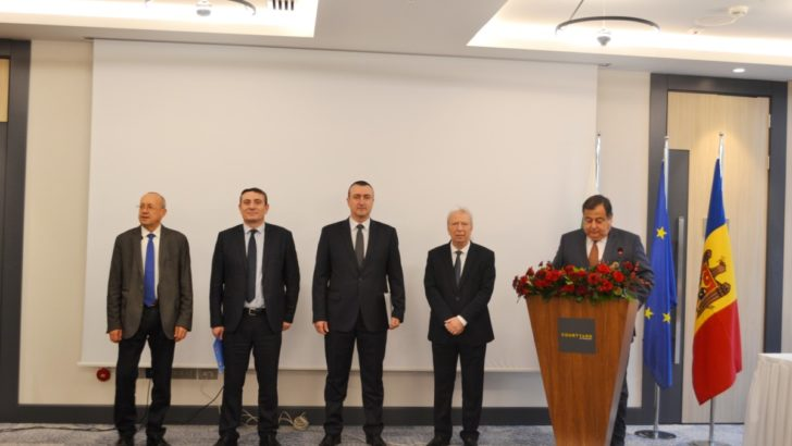 Agenții economici autohtoni au participat la un eveniment de prezentare a perspectivelor de cooperare moldo-bulgare în domeniul produselor alimentare și băuturilor