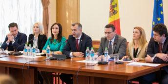 """Activitatea GL6 """"Dezvoltarea Pieței Muncii"""" prezentată în cadrul ședinței Consiliului Economic pe lângă Prim-ministru"""