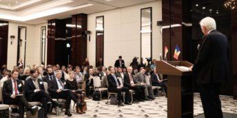 Evenimentul de aniversare a 10 ani ai Programului Moldo-German a adunat absolvenți din Moldova, Ucraina și Belarus