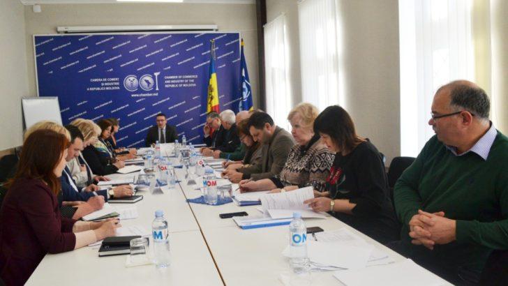 Ședința Biroului Executiv din 06 decembrie 2019