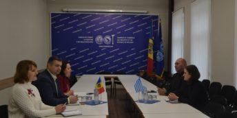 Intensificarea relațiilor comercial-economice dintre Republica Moldova și Grecia