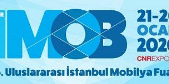 Expoziția Internațională Specializată de Mobilă – IMOB 2020 (ediția 16), Instanbul (TURCIA)