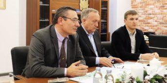 Medierea și Arbitrajul- subiecte discutate în cadrul unei întrevederi cu Ministrul Justiției
