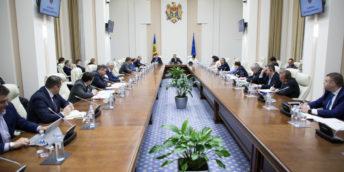 Mai multe decizii importante au fost adoptate în vederea susținerii mediului de afaceri din Moldova