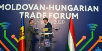 Camerele de Comerț și Industrie din Republica Moldova și Ungaria își unesc eforturile pentru dezvoltarea relațiilor comercial-economice
