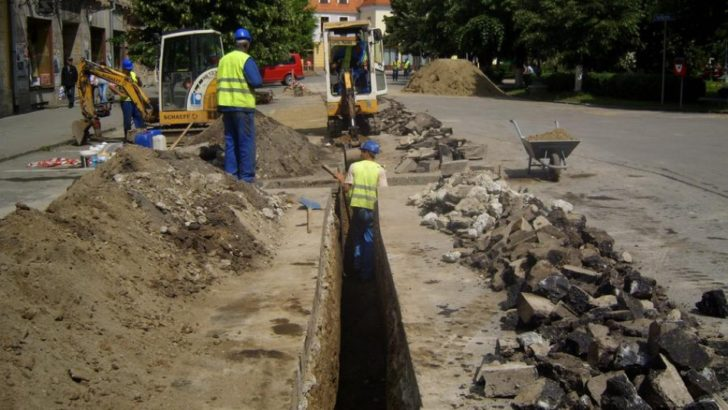 Anunț! Invitație de participare la Licitație publică Internațională privind executarea lucrărilor de construcție pentru reabilitarea și extinderea sistemelor de aprovizionare cu apă și canalizare în orașul Călărași, cu finanțare din sursele Uniunii Europene