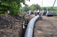 """ANUNȚ de participare la Licitația INTERNAȚIONALĂ privind achiziționarea și contractarea lucrărilor pentru implementarea proiectului """"Îmbunătățirea serviciilor de alimentare cu apă în orașul Drochia"""", cu finanțare din sursele Uniunii Europene"""