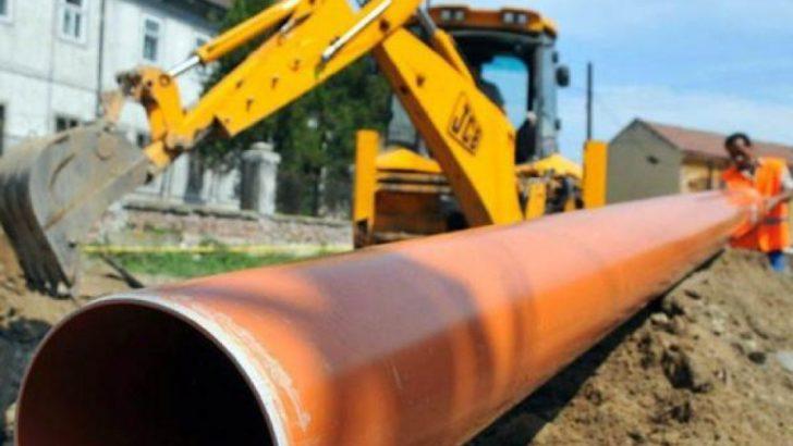 Anunț! Invitației de participare la Licitația publică Internațională privind executarea lucrărilor de construcție pentru reabilitarea și extinderea sistemelor de aprovizionare cu apă și canalizare în municipiul Ungheni, cu finanțare din sursele Uniunii Europene