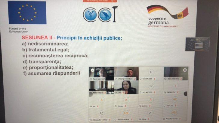 """Sesiune de iinformare on-line! Sesiune de informare privind """"Crearea de consorții"""" în  atribuirea contractelor  de achiziții publice conform Directivelor Uniunii Europene"""