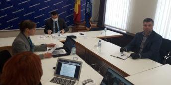 Ședința Biroului Executiv a CCI a RM în regim online