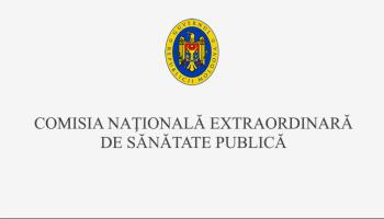 Hotărârea nr. 11 din 15 mai 2020 a Comisiei Naționale Extraordinare de Sănătate Publică