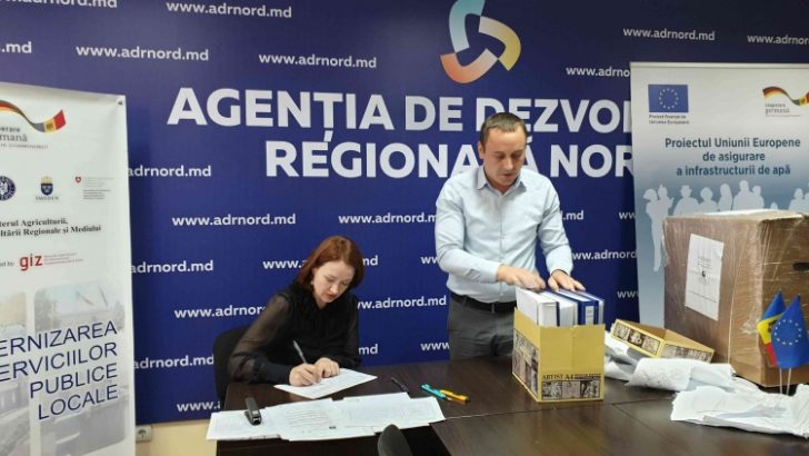 Deschiderea ofertelor în cadrul a trei licitații publice internaționale în domeniul AAC, cu finanțare din sursele Uniunii Europene