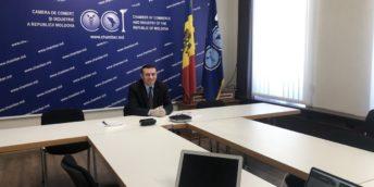 Președintele CCI a participat la Ședința plenară a Consiliului Economic