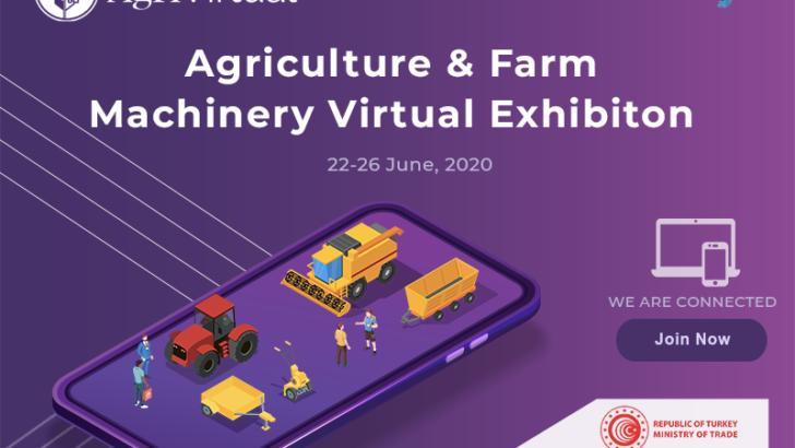 Agrivirtual – Expoziție Virtuală de Mașini Agricole și de Zootehnie