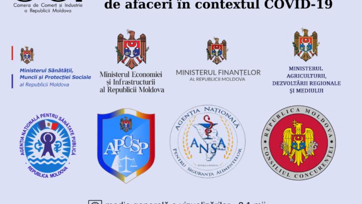 Dialog public-privat în perioada COVID-19: realizări și concluzii