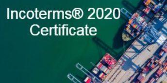 Certificatul Incoterms® 2020