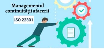 """""""Managementul continuității afacerii – cheia spre încrederea clienților"""" – Dialog online"""
