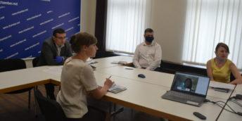 Întrevedere CCI a RM cu FMI Moldova