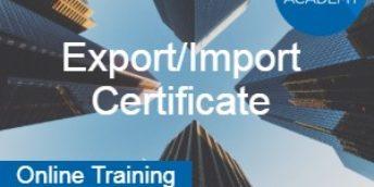 Export/Import Certificate