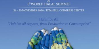 "Expoziția internațională ""8th OIC Halal Expo 2020"" și ""6th World Halal Summit"""