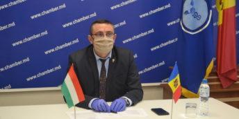 Sesiunea a IV-a a comisiei interguvernamentale moldo-ungare