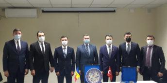 Întâlnire dintre reprezentanții CCI a RM și reprezentanții companiilor din Turcia